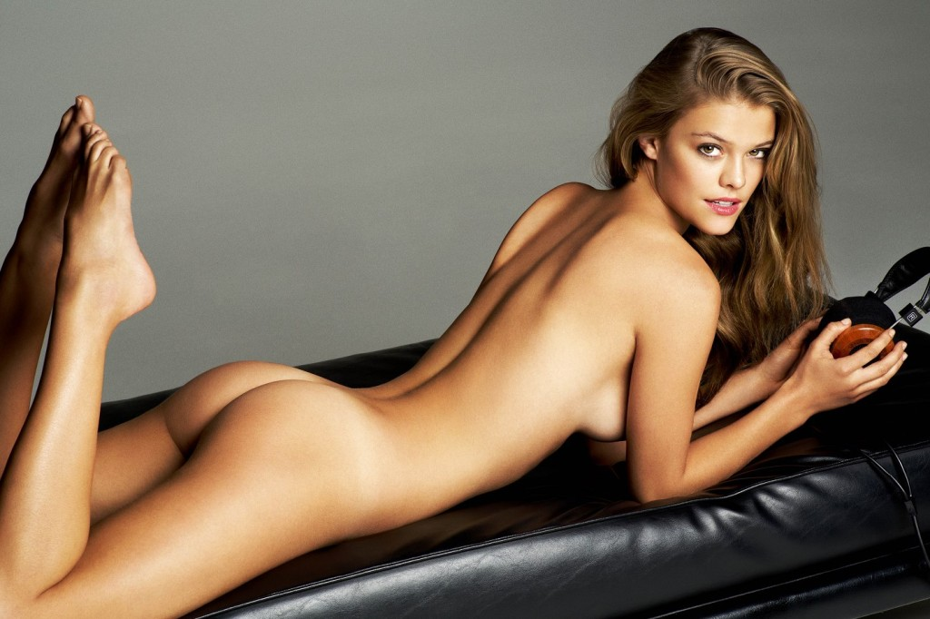 Nina Agdal's amazing tight (nude) ass collection