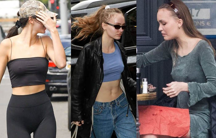 This week's Braless Celebrities #3