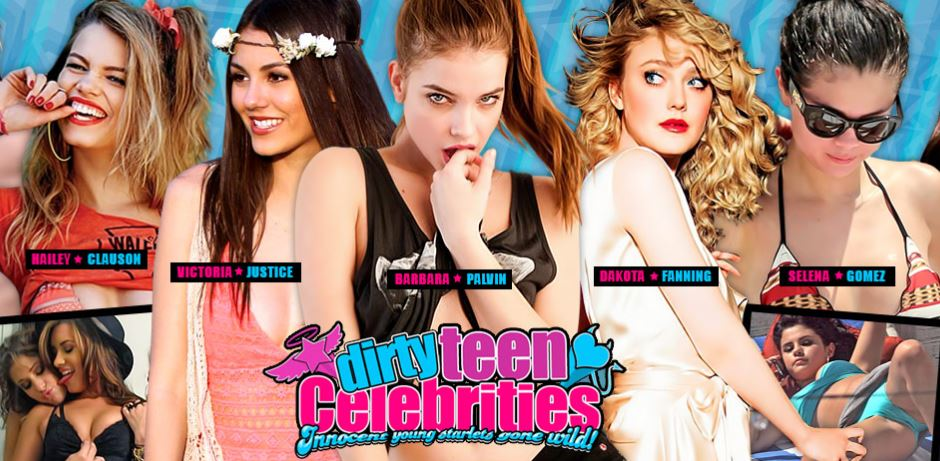 Teen celeb sex tapes [Collection]