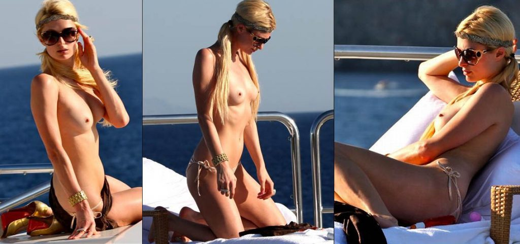 Paris Hilton Nude The Fappening